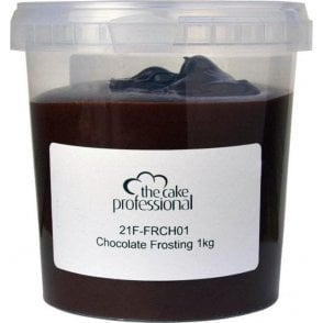 1kg Chocolate 'Absolutely Delicious' Frosting by The Cake Professional