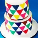 250g Coloured Sugarpaste Ready To Roll Fondant Icing