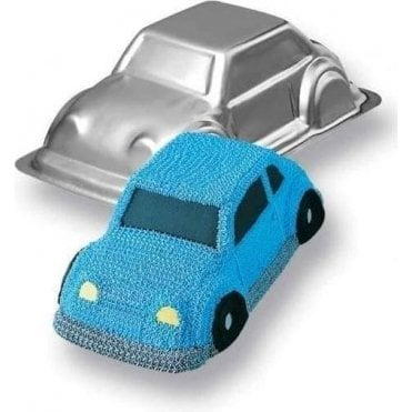 3D Car - Cake Baking Tin Pan