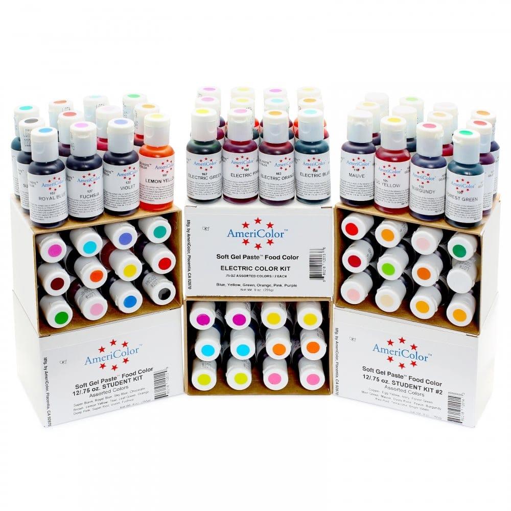 Americolor - BLUSH - Soft Gel Paste Icing Food Colouring 13.5oz