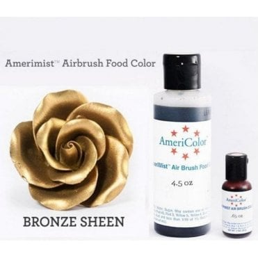 Bronze - Sheen AmeriMist Airbrush Colour - Choose Your Sizes