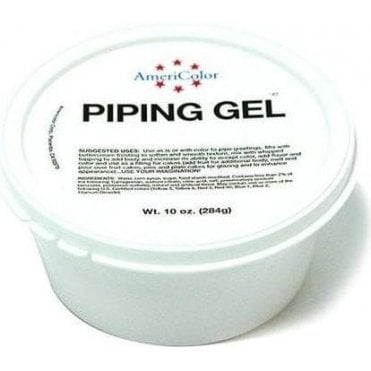 Clear Piping Gel 10oz