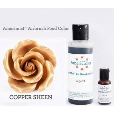Copper - Sheen AmeriMist䋢 Airbrush Colour - Choose Your Sizes