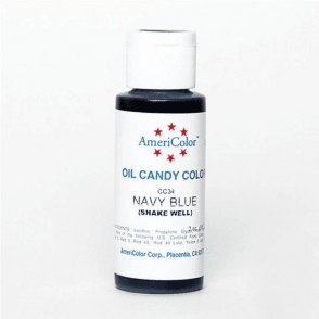 Navy Blue Oil-Based Candy Colour 2oz