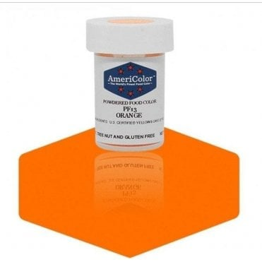 Orange - 3 Gram Powdered Food Color