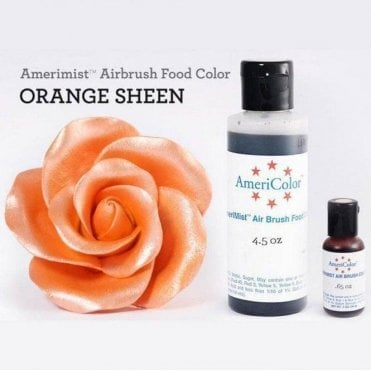 Orange - Sheen AmeriMist䋢 Airbrush Colour - Choose Your Sizes
