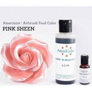 Pink - Sheen AmeriMist™ Airbrush Colour - Choose Your Sizes