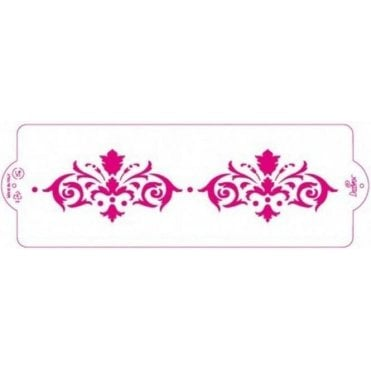 Arabia - Cake Decorating Stencil 10 x 30cm
