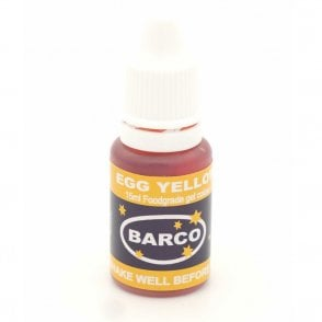 Egg Yellow - Super-Concentrated LIQUID GEL Colour 15ml