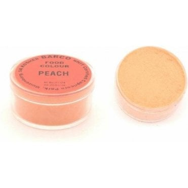 "PEACH ""Red Label"" 100% Edible Food Colour/Paint/Dust - Choose Your Size"