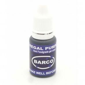 Regal Purple - Super-Concentrated LIQUID GEL Colour 15ml