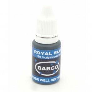 Royal Blue - Super-Concentrated LIQUID GEL Colour 15ml