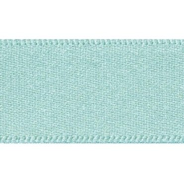 Aqua - Double Faced Satin Cake Ribbon - available by the metre