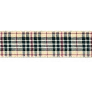 Burberry Tartan Cake Ribbon - available by the metre