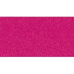 Fuchsia - Double Faced Satin Cake Ribbon - available by the metre