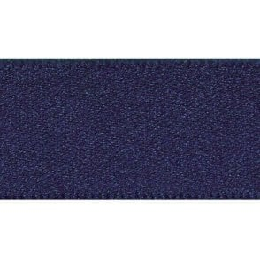 Navy Blue - Double Faced Satin Cake Ribbon - available by the metre