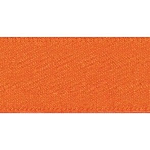 Orange Delight - Double Faced Satin Cake Ribbon - available by the metre