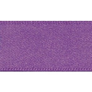 Purple - Double Faced Satin Cake Ribbon - available by the metre