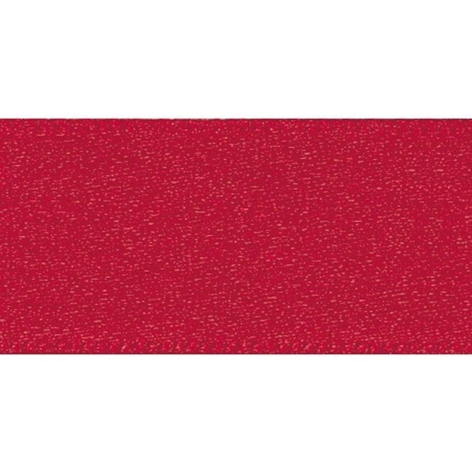 Berisford Ribbon Red - Double Faced Satin Cake Ribbon - available by the metre