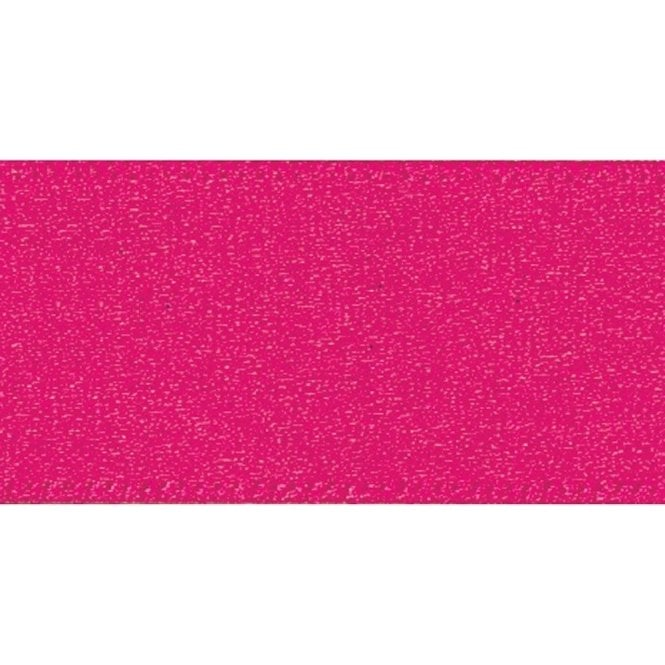Berisford Ribbon Shocking Pink - Double Faced Satin Cake Ribbon - available by the metre