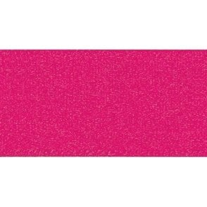 Shocking Pink - Double Faced Satin Cake Ribbon - available by the metre