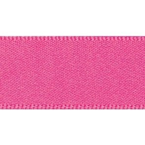 Sugar Pink - Double Faced Satin Cake Ribbon - available by the metre
