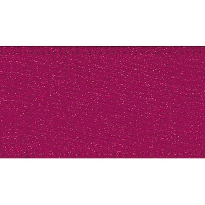 Berisford Ribbon Wine - Double Faced Satin Cake Ribbon - available by the metre