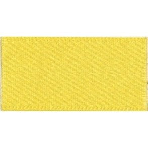 Yellow - Double Faced Satin Cake Ribbon - available by the metre