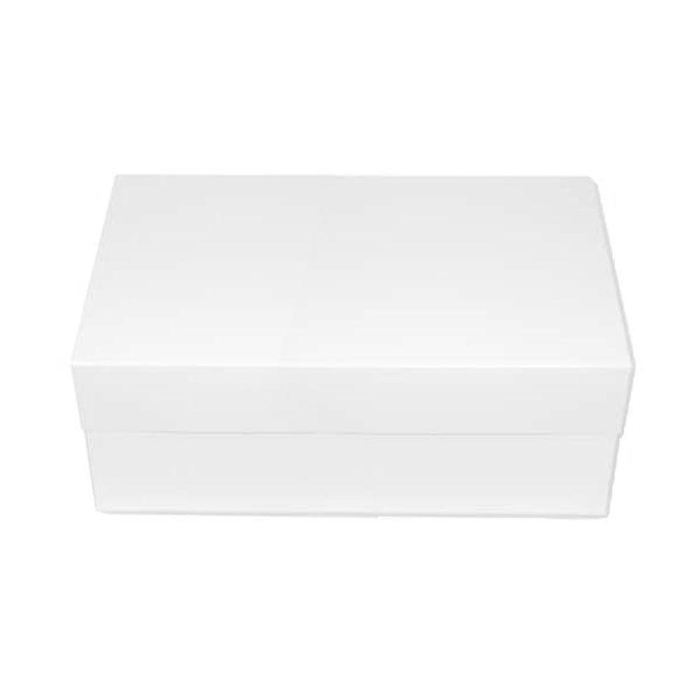 Cake Craft Company White Cubed Window Cake Box 16 x 16 x 16 Each 40.64cm