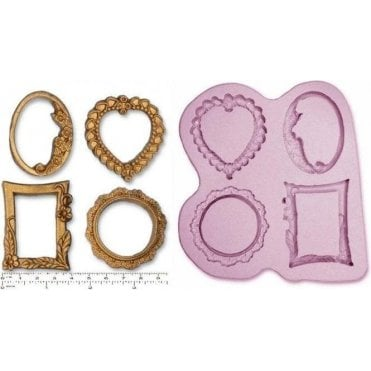 Frames - Cake Decorating Silicone Mould