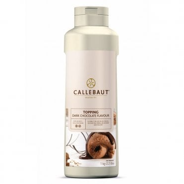 Callebaut Topping - Dark Chocolate Flavour