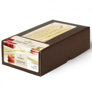 White Chocolate Rubens Pencils 20cm 120pcs B.B Feb 2020