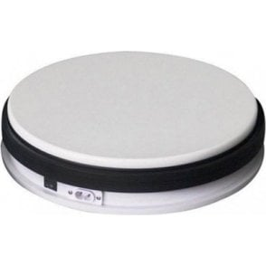 Cakecraft Turntable - Mains (25cm Heavy Duty)