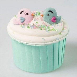 Aqua Baking Cups / Cupcake Cases - 24 per pack