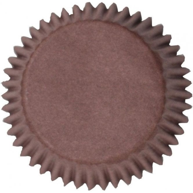Culpitt Brown Baking Cupcake Case - Pack of 54