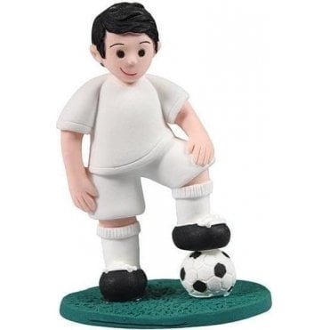 Cake Star Topper - Footballer
