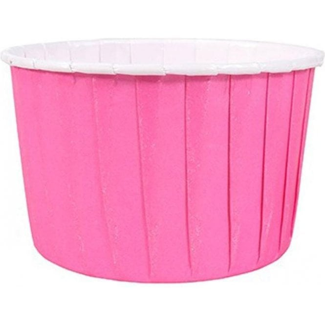 Culpitt Hot Pink Baking Cups / Cupcake Cases - 24 per pack