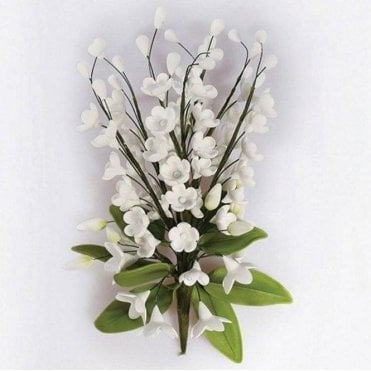 Lily of the Valley - Handmade Gumpaste/Sugar Flower 170mm