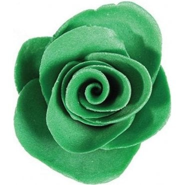 Metallic Green Sugar Modelling Paste use for Flowers, Moulds & Figures 100g