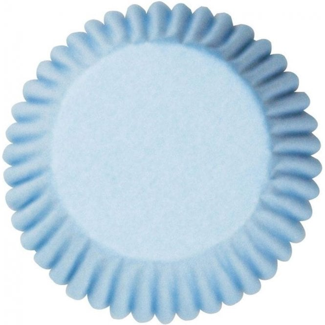 Culpitt Pale Blue Baking Cupcake Case - Pack of 50