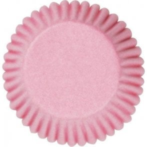 Pink Baking Cupcake Case - Pack of 50