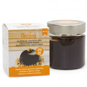 Chocolate Glace For Mirror Finish 250g