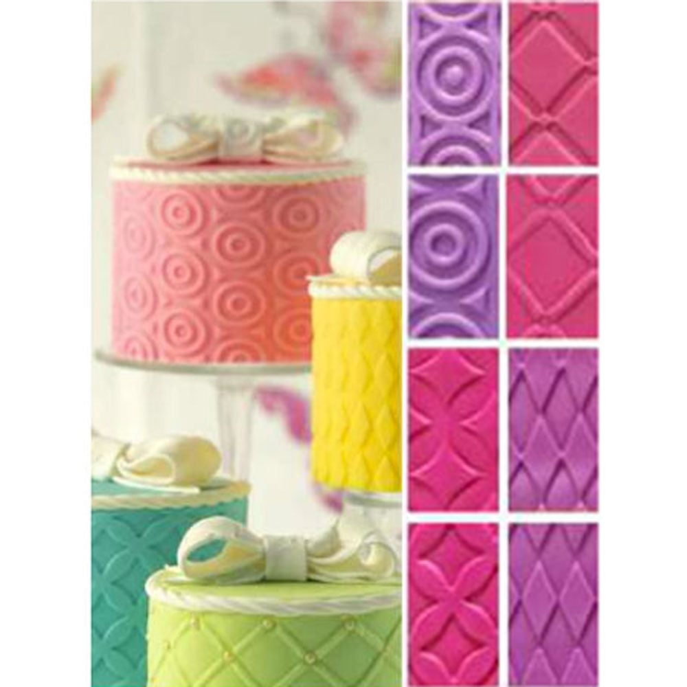 Impression Mats For Cake Decorating Cake Recipe