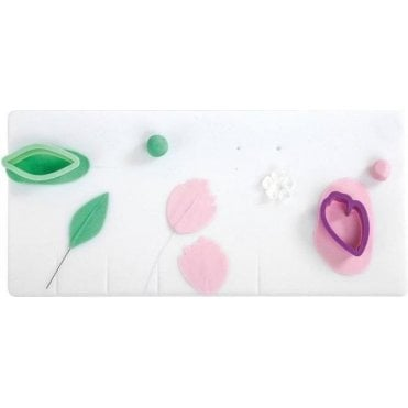 Gum Paste Flower Worktop Cel Board Extra Large 40 x 18cm