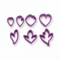 Decora Perfect Peony™ Cutter Kit - Set of 7