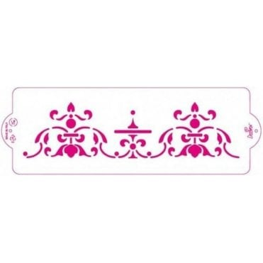 Persia - Cake Decorating Stencil 10 x 30cm