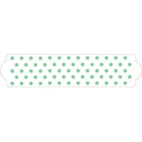 Polka Dots - Cake Decorating Stencil 7 x 30cm