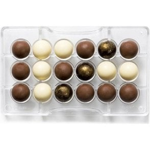 Sphere Chocolate Mould
