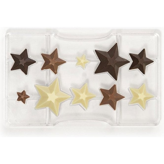 Decora Star Chocolate Mould