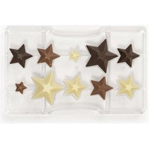 Star Chocolate Mould